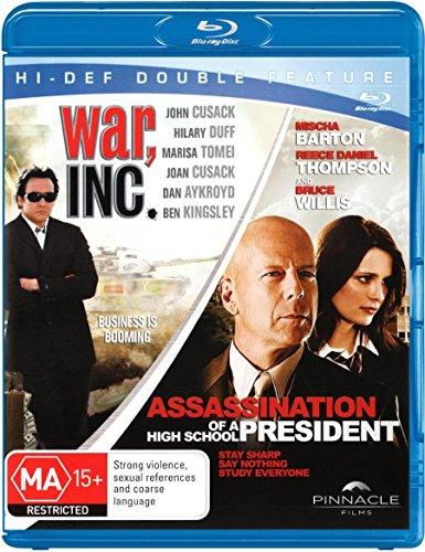 Assassination of a High School President / War, Inc | NON-USA Format | Region B Import - Australia