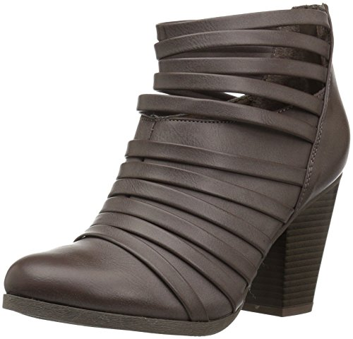 Taupe Boot Women's Taupe Ankle Brinley Sevi Co YFWz6Aw0n