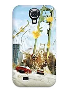 New Premium FNuEELc8559aSIBb Case Cover For Galaxy S4/ Burnout Paradise Race Protective Case Cover