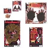 ForumNovelties Company Werewolf Costume Accessories