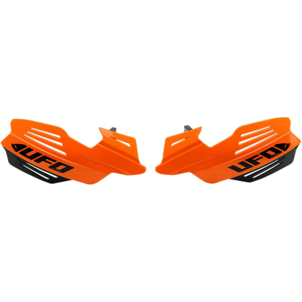 UFO Plastics Vulcan Handguards Orange PM01650127