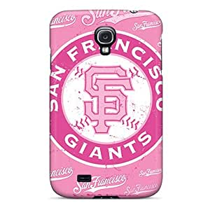 Durable Case For The Galaxy S4- Eco-friendly Retail Packaging(san Francisco Giants)
