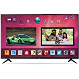 Onida 127 cm (50 inches) Brilliant Series LEO50FIAB2 Full HD LED Android Smart TV (Black)