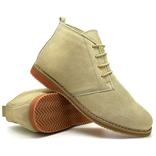 Boots Desert Beige Herren Footwear London zwfvx4PqW