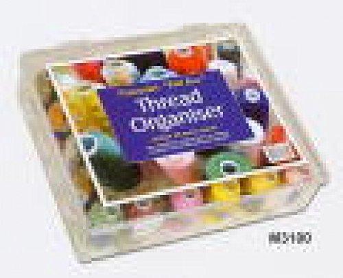 Hemline Machine Embroidery Craft Storage Thread Box Organiser