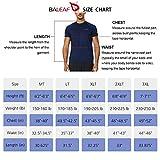 BALEAF Men's Quick Dry Short Sleeve T-Shirt Sun