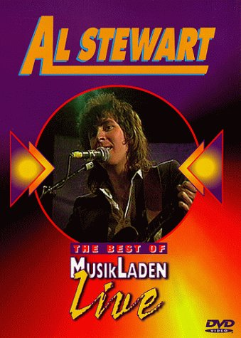 Price comparison product image Al Stewart: The Best Of Musikladen,  Live