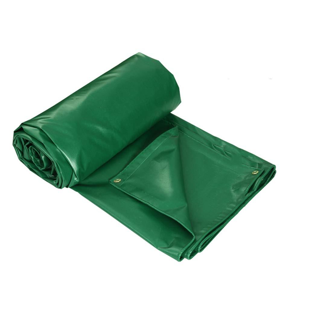 ターポリンターポリンキャンバスターポリン防水トラックターポリンサンスクリーンサンシェード防水布各種サイズ420G /M² (サイズ さいず : 6*5m) 6*5m  B07NSTTMZT