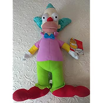 The Simpsons Krusty the Clown 12