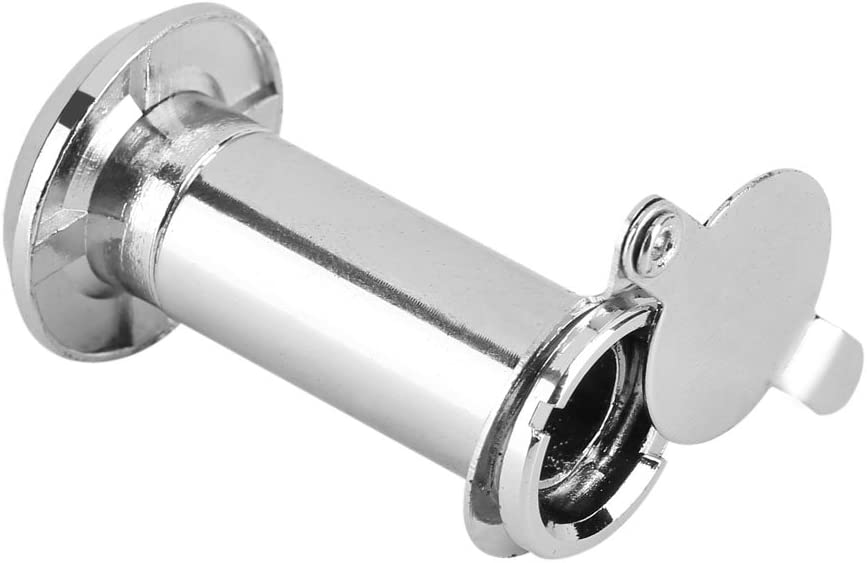 OhhGo Mirilla para puerta con /ángulo de visi/ón amplio de /ángulo de visi/ón con cubierta de privacidad resistente 220