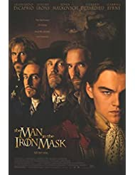 Man In The Iron Mask - Authentic Original 27 quot; x 40 quot; Movie Poster
