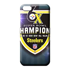 iphone 6plus 6p Shock-dirt Style New Arrival Wonderful phone cover case pittsburgh steelers