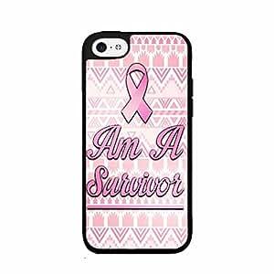 I'm A Survivor Plastic Phone Case Back Cover iPhone 5 5s