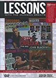 img - for Lessons with the Hudson Greats - Volume 1: Featuring Instruction from Jason Bittner, John Blackwell, Keith Carlock, David Garibaldi and more book / textbook / text book
