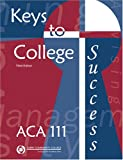 Keys for College Success, Surry Community College, 0757520154