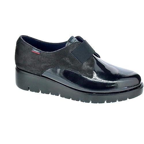 Callaghan 89823 - Mocasines Mujer Negro Talla 38: Amazon.es: Zapatos y complementos