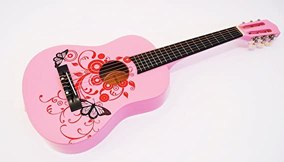 MPM - Guitarra infantil (formato 1/4), Modell 7: Amazon.es ...