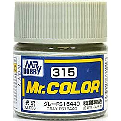 Toys 4 U 7777 MR Hobby Color C315 Gray FS16440 Paint 10ml /Item# R6SG5EB-48Q8098: Toys & Games
