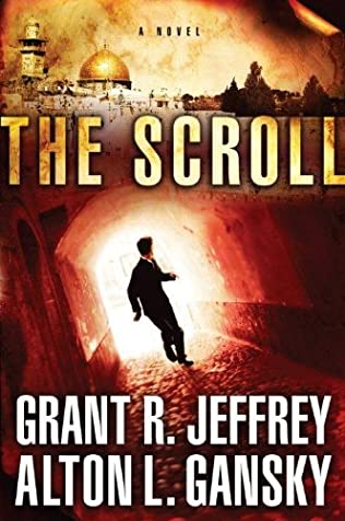 book cover of The Scroll
