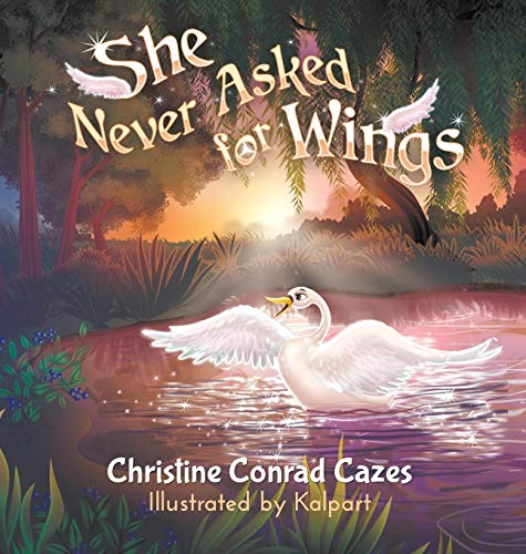 (She Never Asked for WIngs)