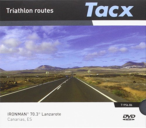Tacx Films Real Life Video Triathlon Films Ironman Lanzarote, 180 km - Spain (Blu-Ray) by Tacx ()