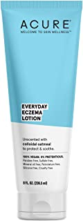 product image for ACURE Everyday Eczema Lotion 100% Vegan for Sensitive & Easily Irritated Skin 2% Colloidal Oatmeal & Cocoa Butter, 8 Fl Ounce, ()