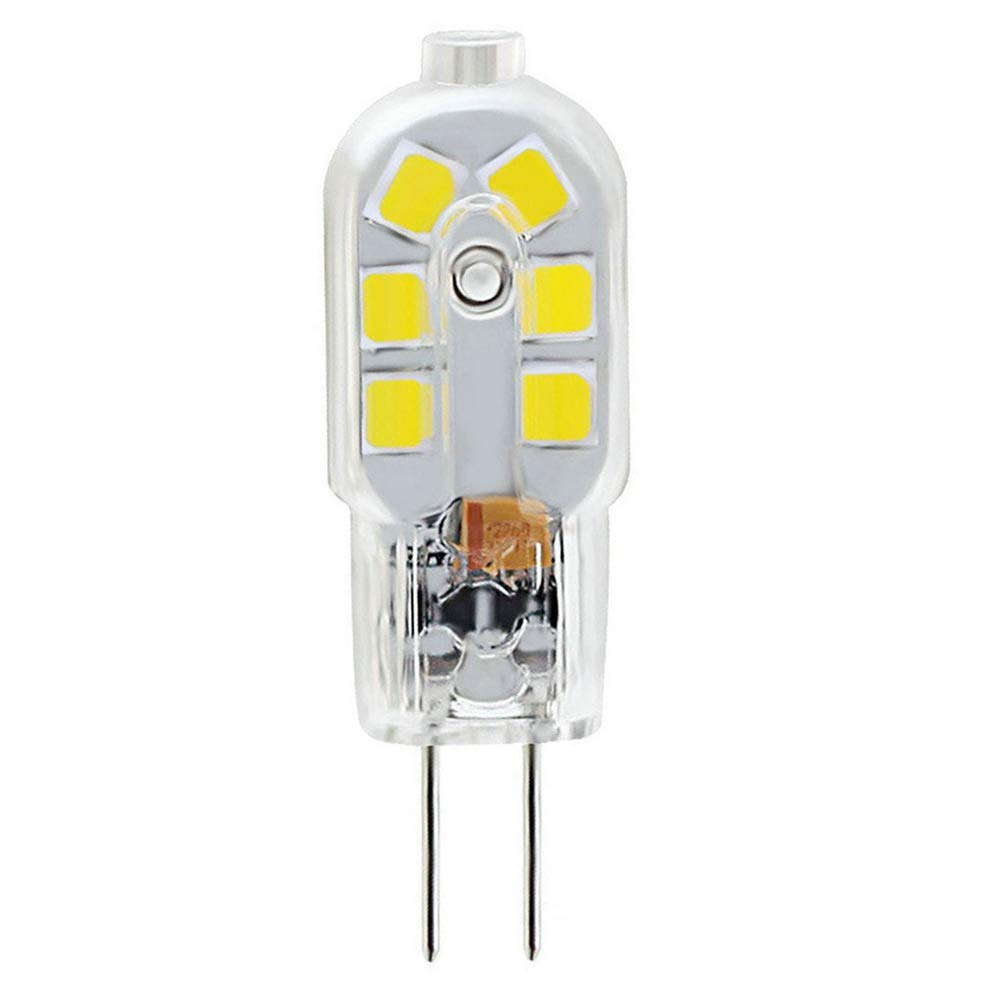 Amazon.com: RUSTAM HASHYMOV Bombilla LED G4 Base Bi-Pin 10W ...