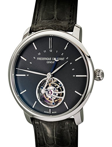 "Frederique Constant ""Manufacture"" Tourbillon Silicium Day-Night. FC-980 Grey"