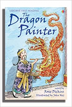 Book The Dragon Painter: Level 4 (First Reading) (Usborne First Reading)