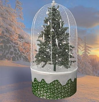 Schneiender Weihnachtsbaum.Schneiender Weihnachtsbaum Selbstschneiender Christbaum M Haube Grün 135cm