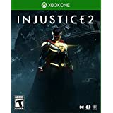 Injustice 2 - Xbox One Standard Edition with Comic