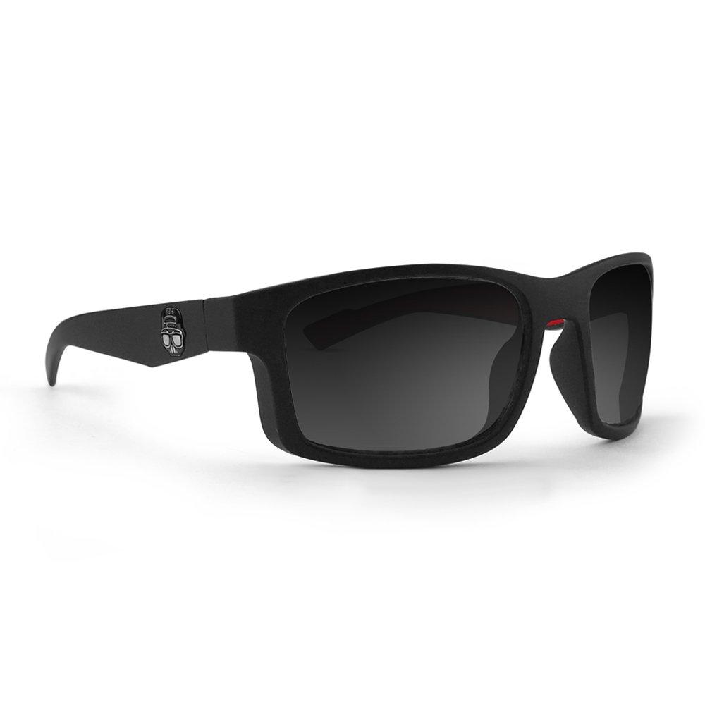 Epoch ASR Magnet Performance Glasses Black Frame Clear to Super Dark Photochromic Lens by Epoch Eyewear (Image #1)