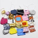 CaandShop(TM) Doll Handbag Bags For Barbie FR Kurhn Doll Casual Shoulder Bags AccessoriesKK