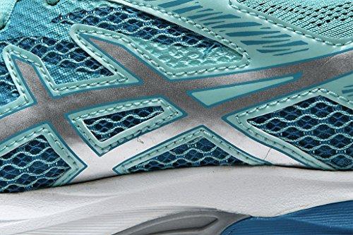 Asics Course Turquoise 4 Women's Chaussure Gel Flux Pied À de xxSCr6w