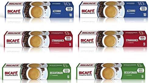 Cápsulas Delta Q®* Compatibles Degustacion 120 Cafés Variados ...