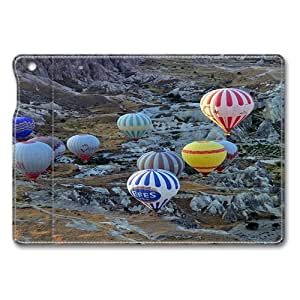 Balloon Aircraft Sport Smart Case Cover with Back Case for Apple iPad Air