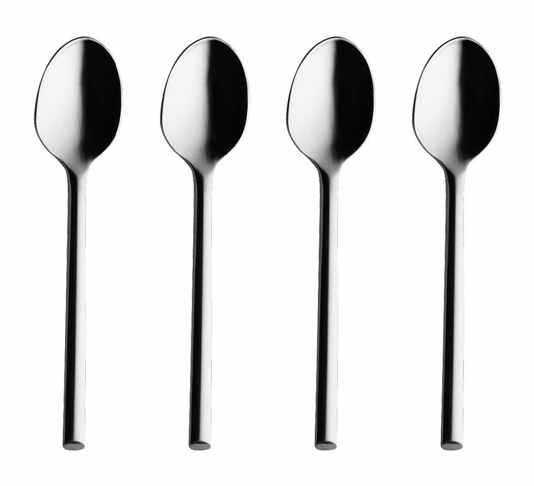 Solex 200401967 Laura Espresso Spoon Set of 4 Roden International