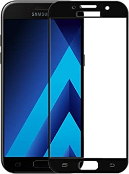 EUGO (2 Pack) Samsung Galaxy A5 2017 Protector de Pantalla, 3D ...