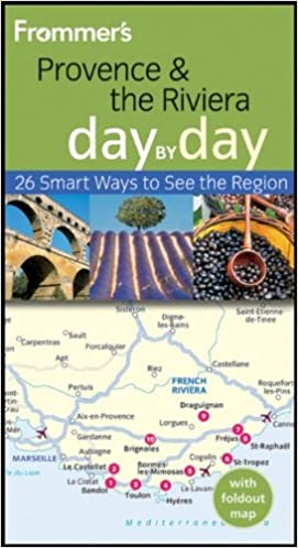 Frommers EasyGuide to Provence and the French Riviera Easy Guides