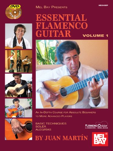 (Essential Flamenco Guitar: Volume 1)