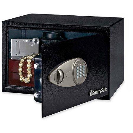 UPC 692264407567, Safe Box Electronic Security Safe- Sentry Safe