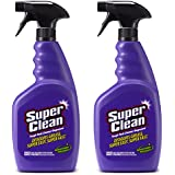 SuperClean 320064 Purple All Purpose Tough Task Cleaner Degreaser-2 Pack (64oz.) by Super Clean, 64. Fluid_Ounces