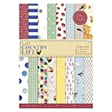 Docrafts Country Life Papers