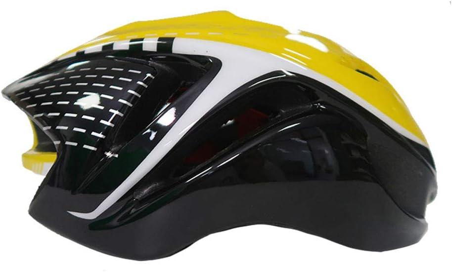 UPANBIKE Mountain Bike Riding Helmet One-Piece Ciclismo Ajustable Bicicleta Skateboard Head Protector Mediano Tama/ño para Adultos Hombres Mujeres
