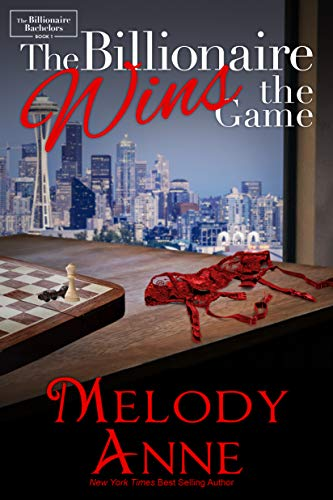 """ALL NEWLY PUBLISHED WITH DELETED SCENES AND AN ADDITIONAL 25 THOUSAND WORDS. SEE THE FIRST BOOK OF THE ANDERSON SERIES.""""As the first book in the Billionaire Bachelors series, Melody Anne makes a great first impression with The Billionaire Wins the Ga..."""