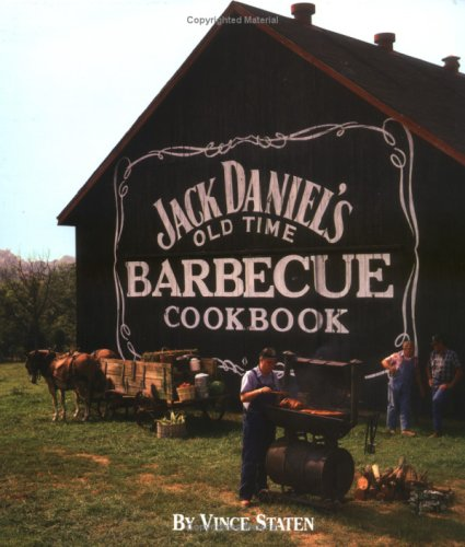 Jack Daniel's Old Time Barbecue Cookbook ()