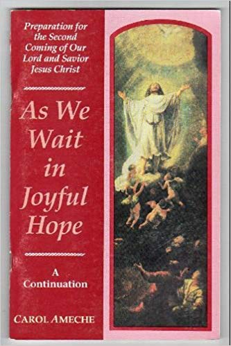 As We Wait in Joyful Hope for The Second Coming of Our Lord and Savior Jesus Christ: Spitirual Preparation for the Purification, Tribulation, Chastisement, and Reign of Antichrist (Preparation For The Coming Of Jesus Christ)