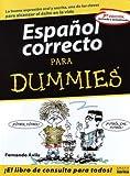 img - for Espanol Correcto by Fernando Avila (2002-09-01) book / textbook / text book