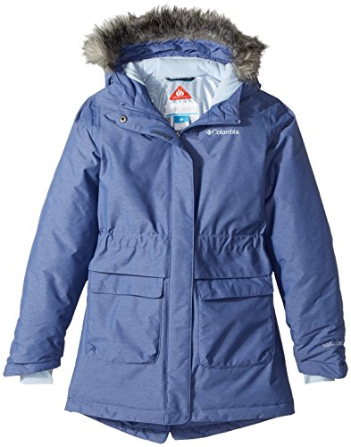 Columbia Girls Nordic Strider Jacket, Eve, X-Large by Columbia