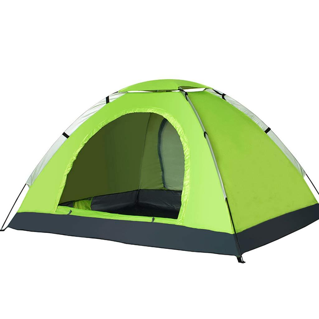 LYX Außenzelt Outdoor 3-4 Personen Doppelzimmer Single Camping 2 Personen Camping Strand Angeln Reisen Familienanzug Camping Reisen